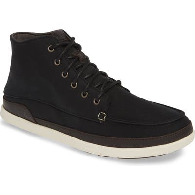 Olukai Nalukai Kapa Boot- Black