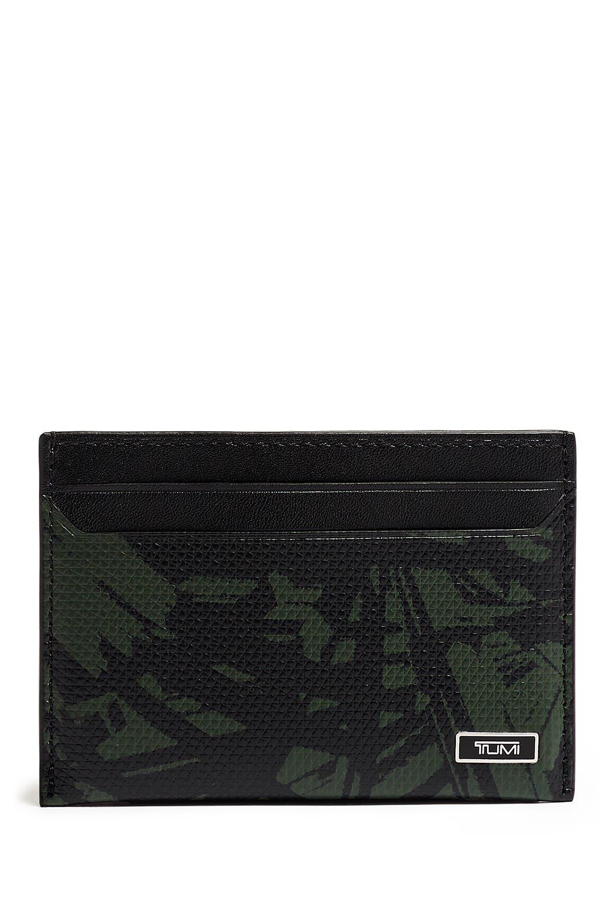 Image of Tumi Palm Slim Card Case