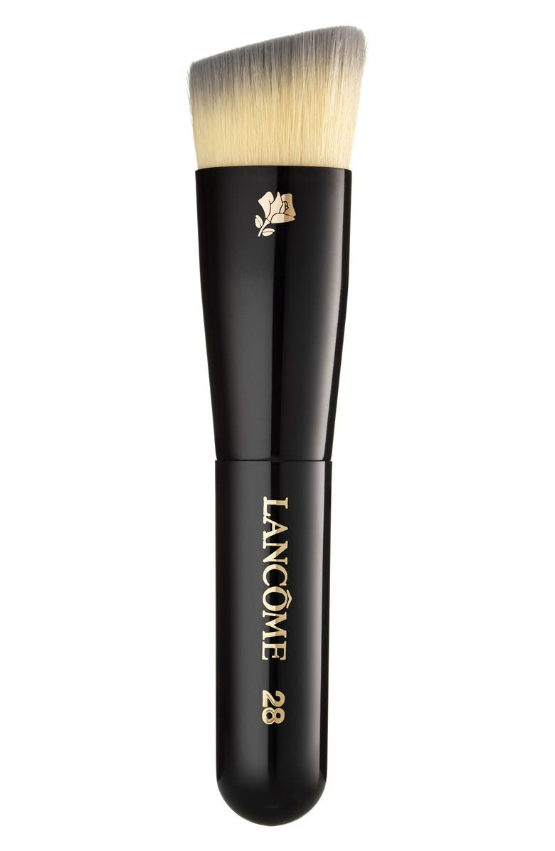 LANCÔME High Coverage Foundation Brush #28, Main, color, 000
