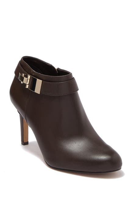 Image of Vince Camuto Chelsa Leather Ankle Bootie