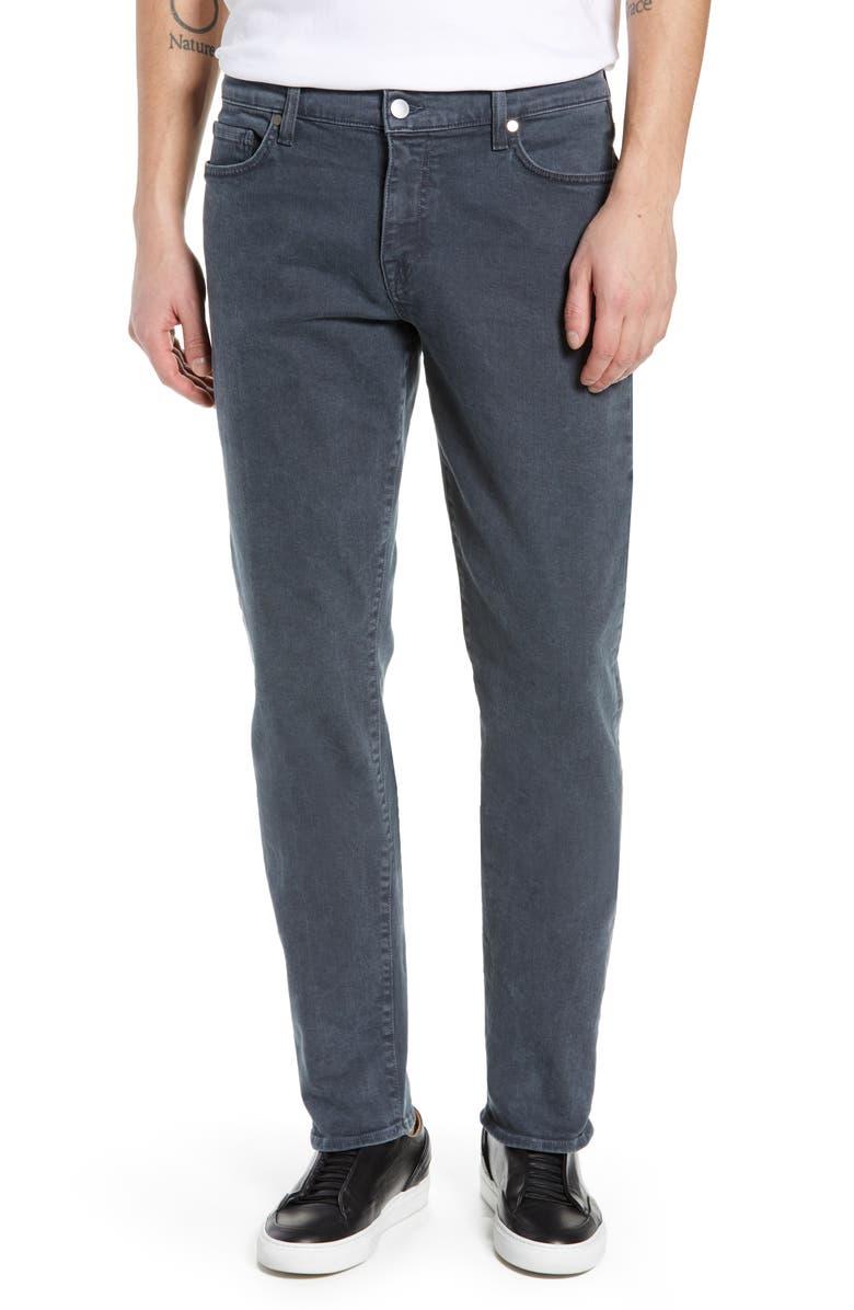 BLDWN Modern Slim Fit Jeans, Main, color, CADET