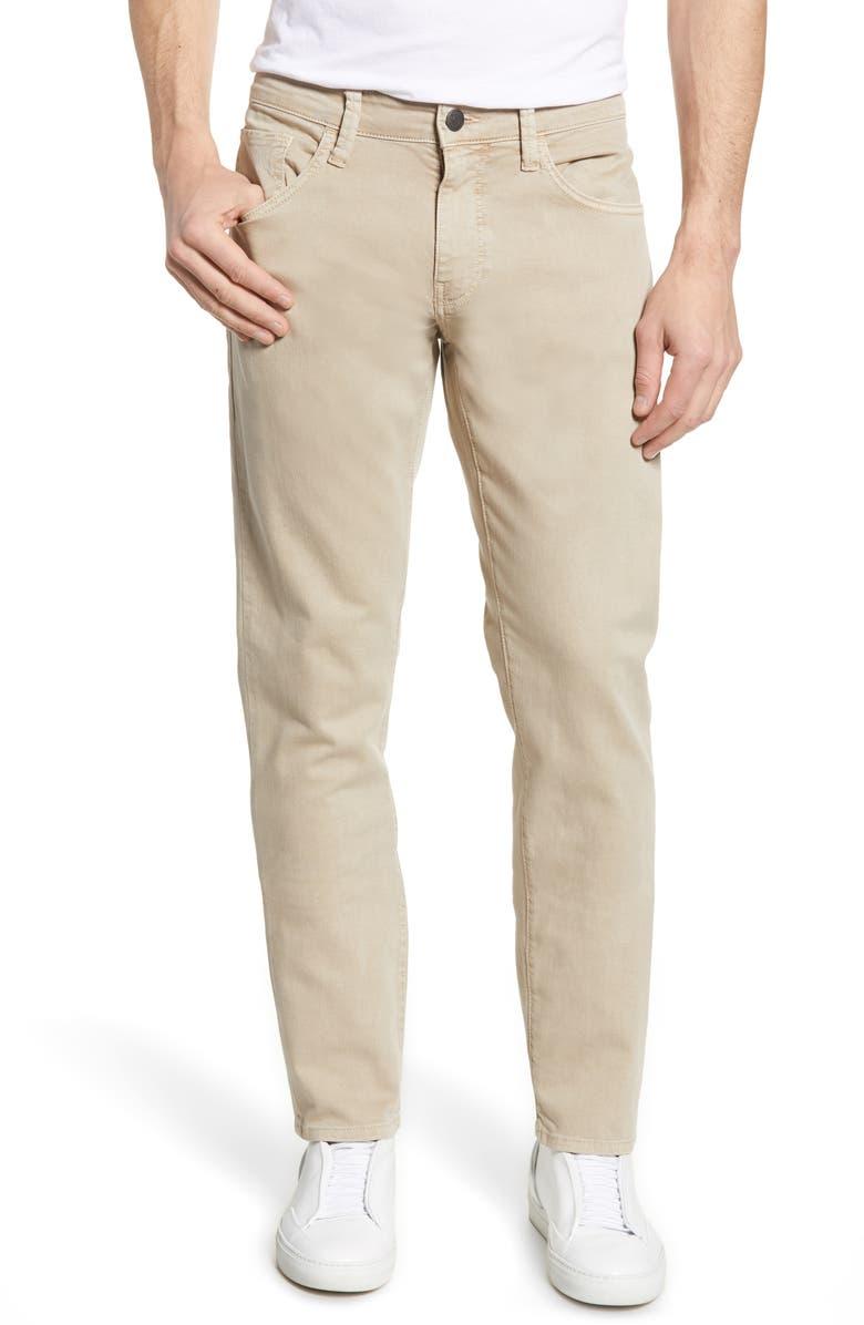 MAVI JEANS Marcus Slim Straight Leg Jeans, Main, color, 250