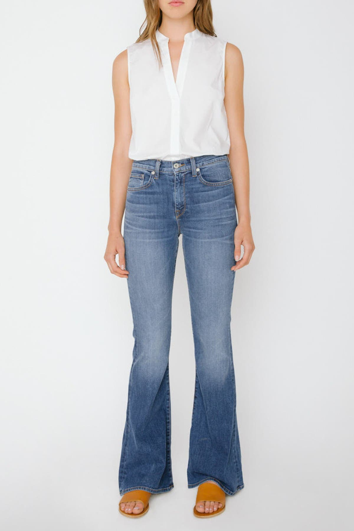 Image of BALDWIN Willow Bootcut Jeans