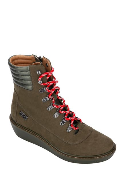 Image of Kenneth Cole Reaction Rhyme Hiker Sport Lace Up Boot