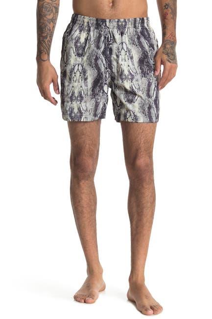 Image of OVADIA AND SONS Main Beach Drawstring Shorts