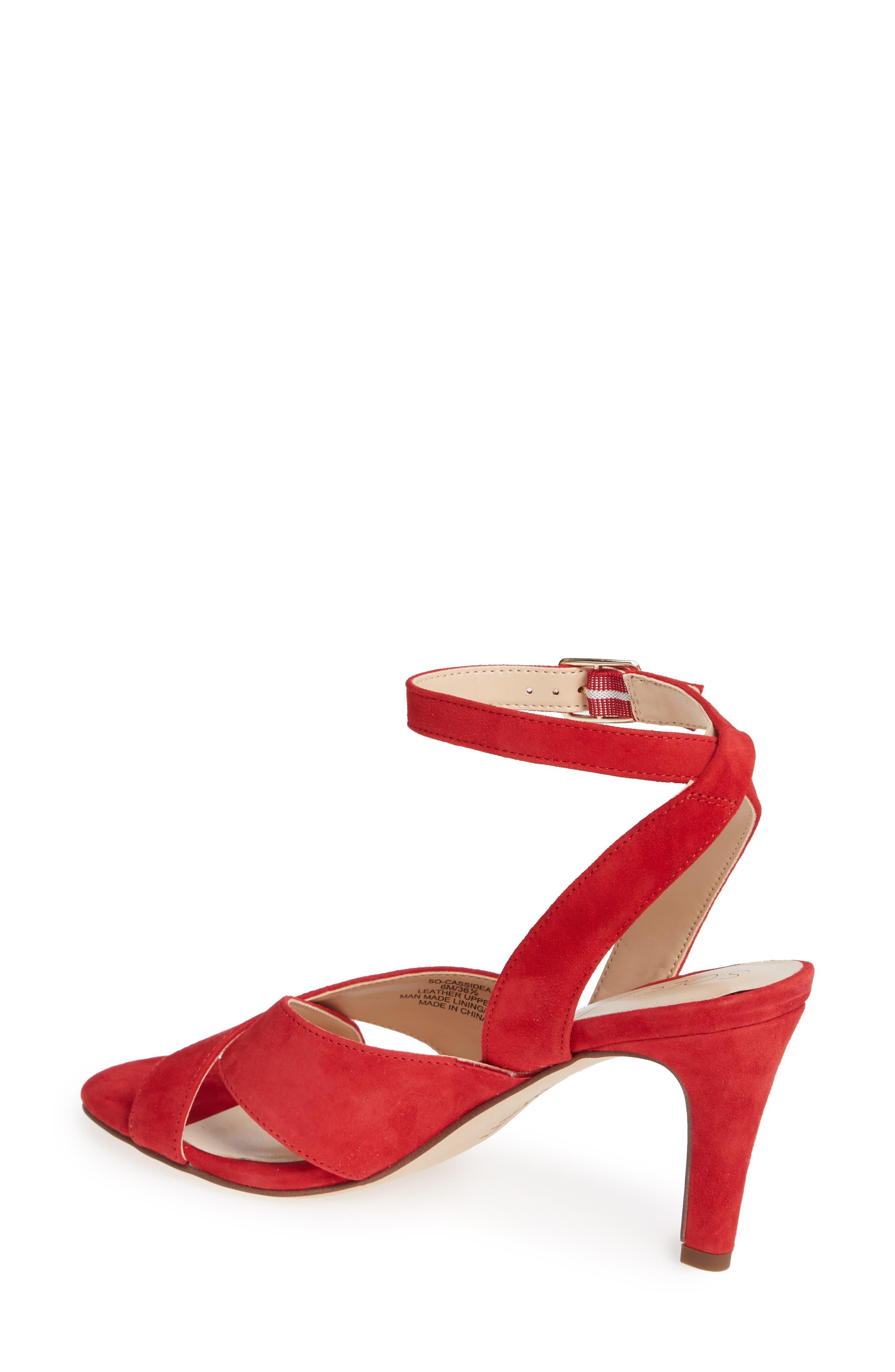 ,                             Cassidea Ankle Strap Sandal,                             Alternate thumbnail 8, color,                             600