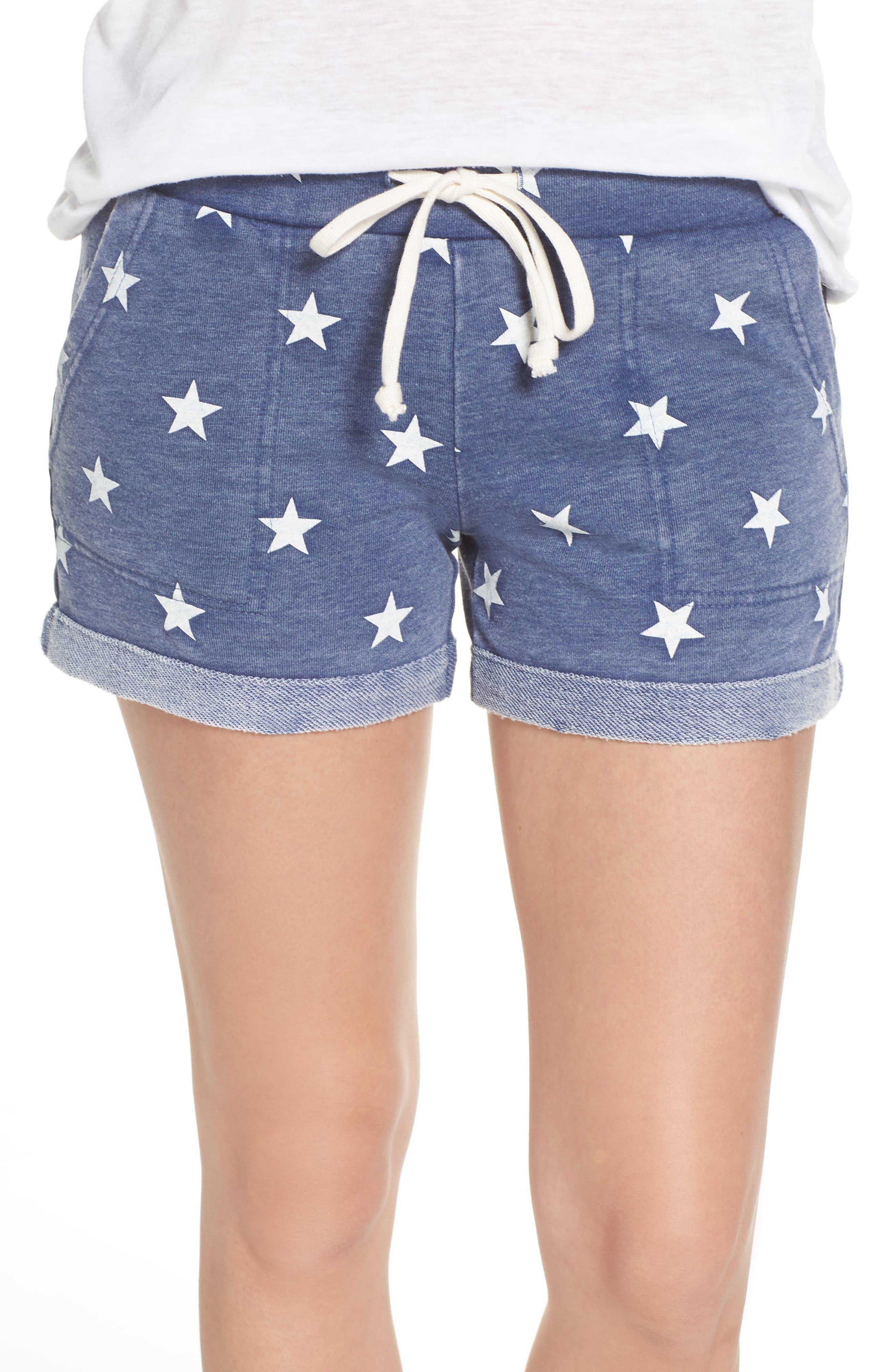 Camo Lounge Shorts