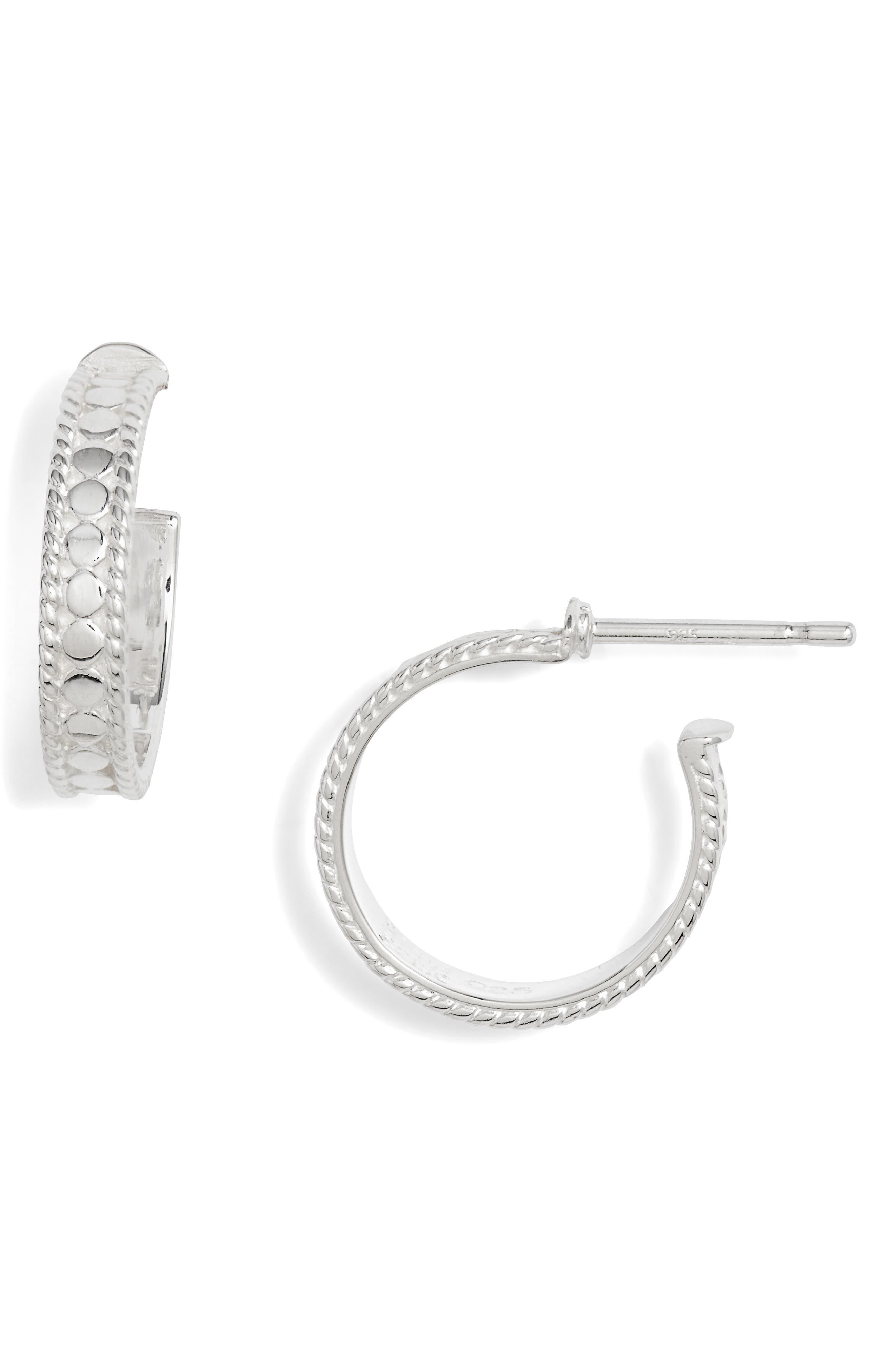 Small Hoop Earrings (Nordstrom Exclusive)