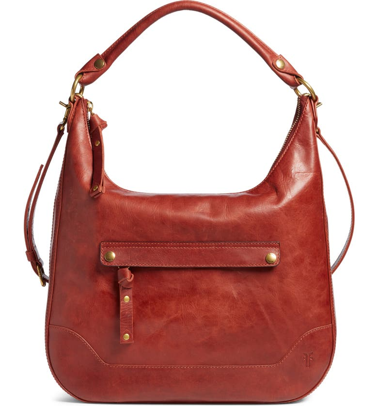 879025b37d4 Melissa Large Leather Hobo, Main, color, 600