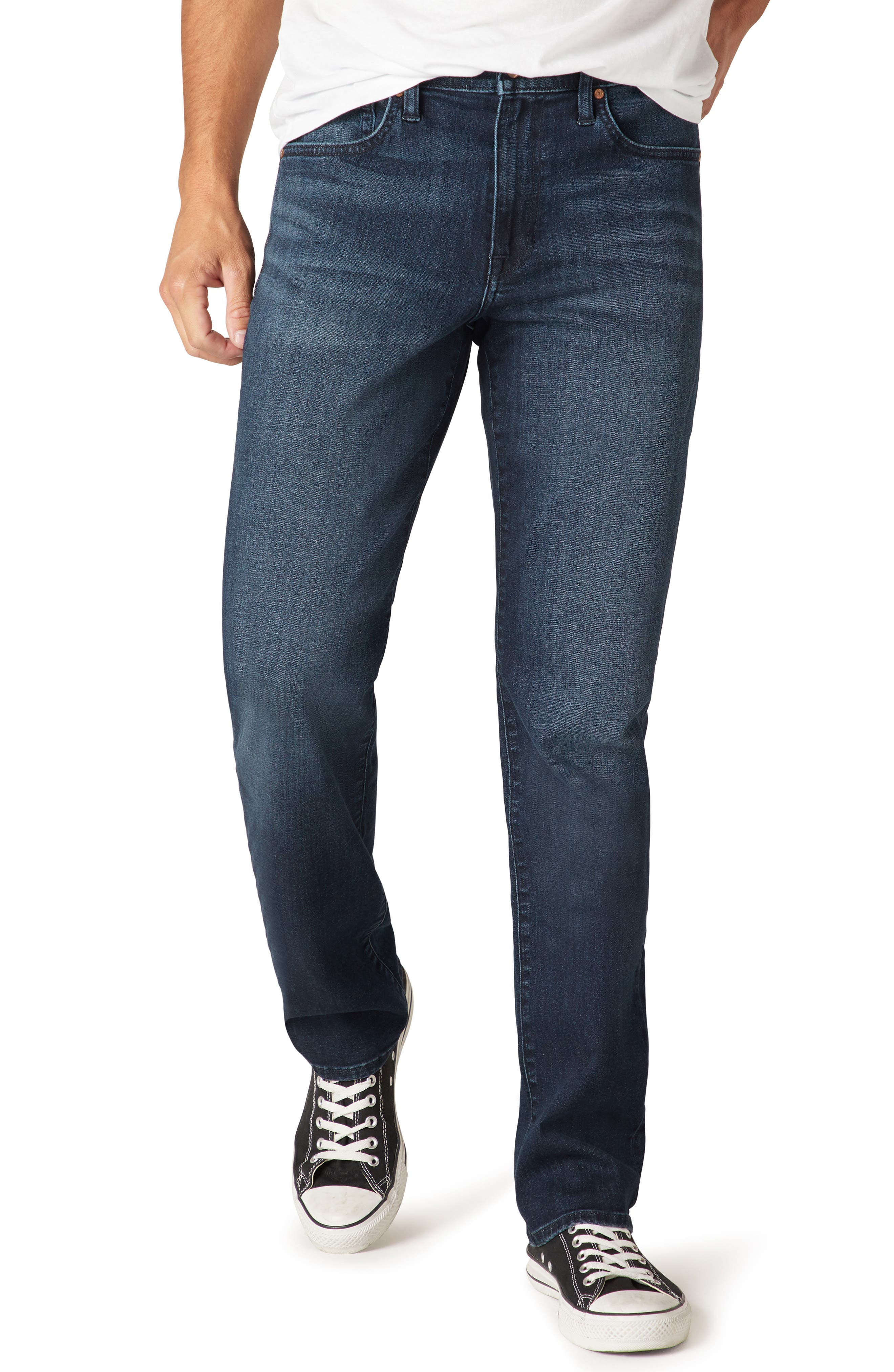 The Classic Straight Leg Jeans