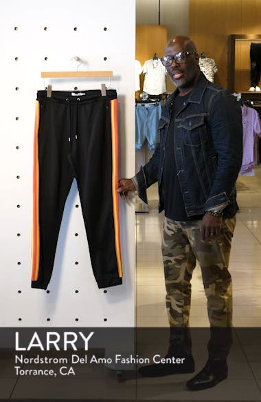 Tapered Slim Fit Jogger Pants, sales video thumbnail