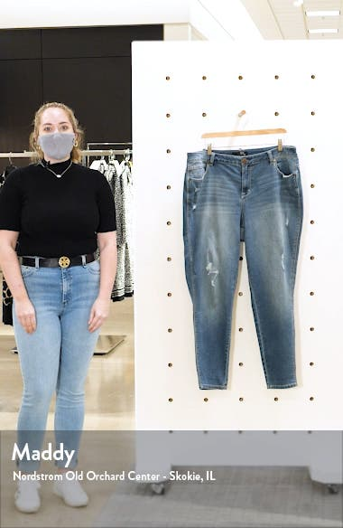 Distressed Ankle Jeans, sales video thumbnail
