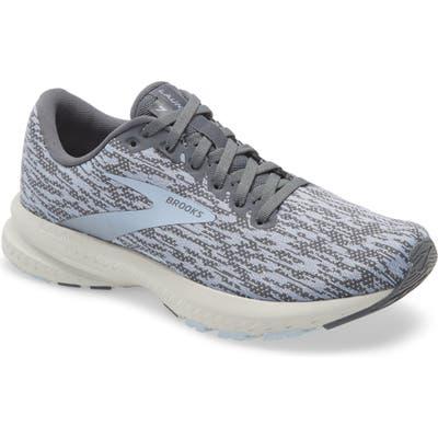 Brooks Launch 7 Running Shoe, Grey