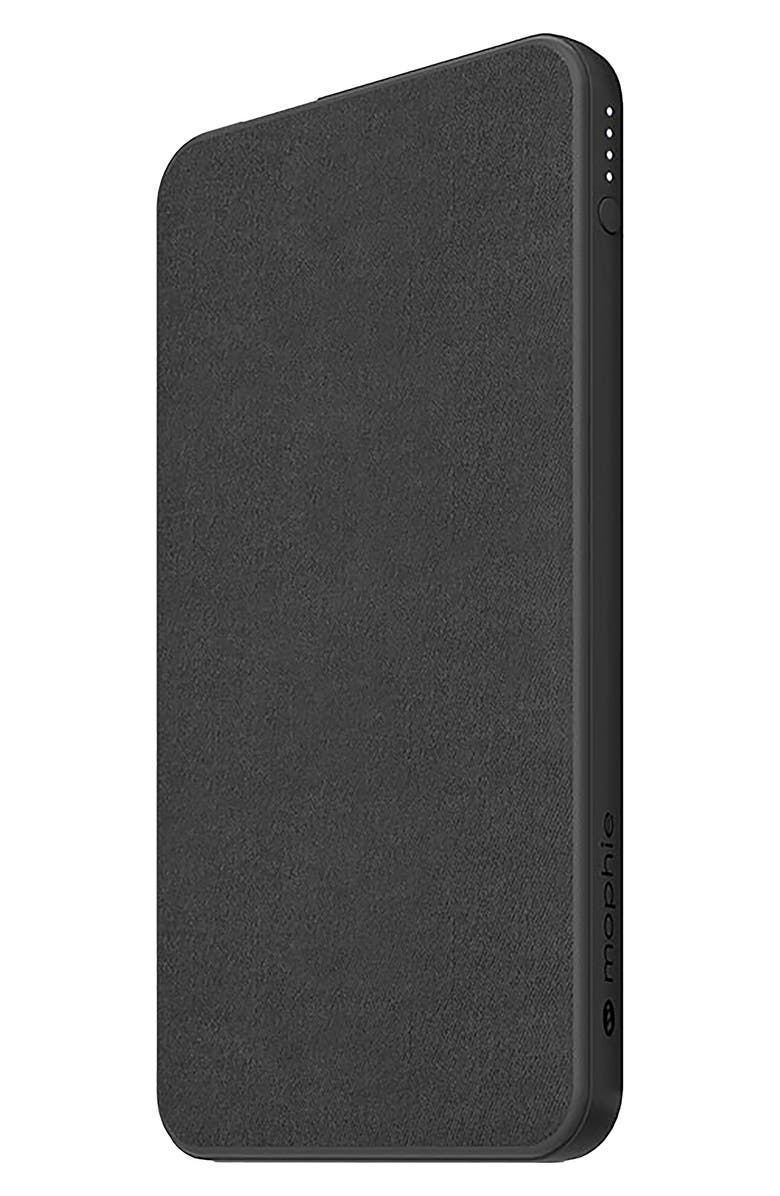 MOPHIE powerstation mini portable charger, Main, color, BLACK