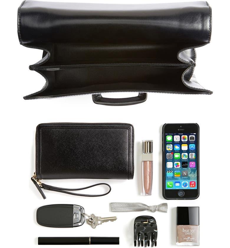 LOEWE 'Barcelona' Shoulder Handbag, Main, color, 200