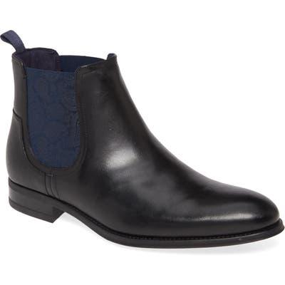 Ted Baker London Tradd Chelsea Boot- Black