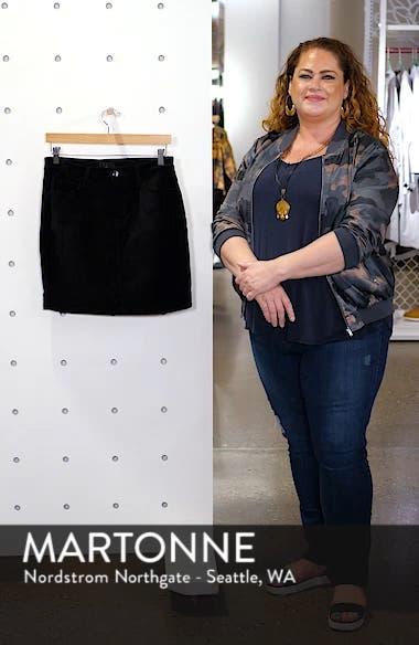 Velvet Miniskirt, sales video thumbnail