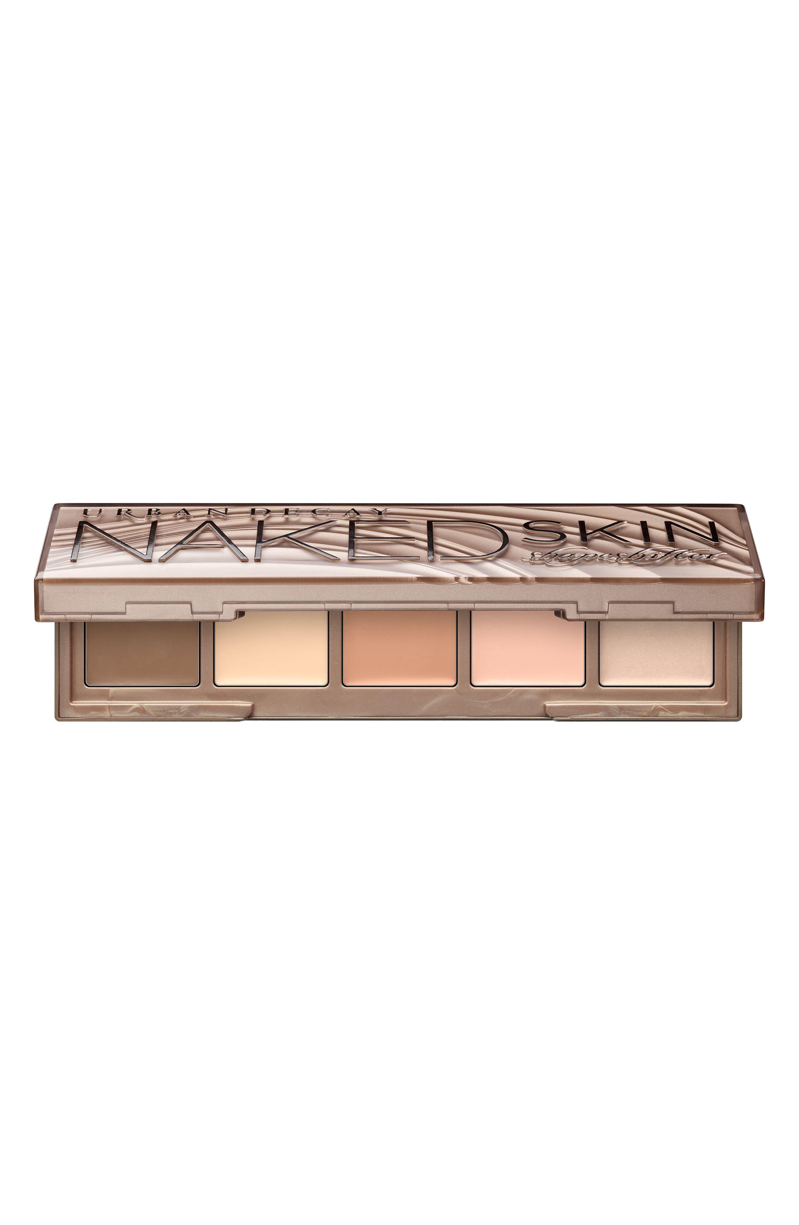 ,                             Naked Skin Shapeshifter Complexion Palette,                             Alternate thumbnail 3, color,                             MEDIUM DARK SHIFT