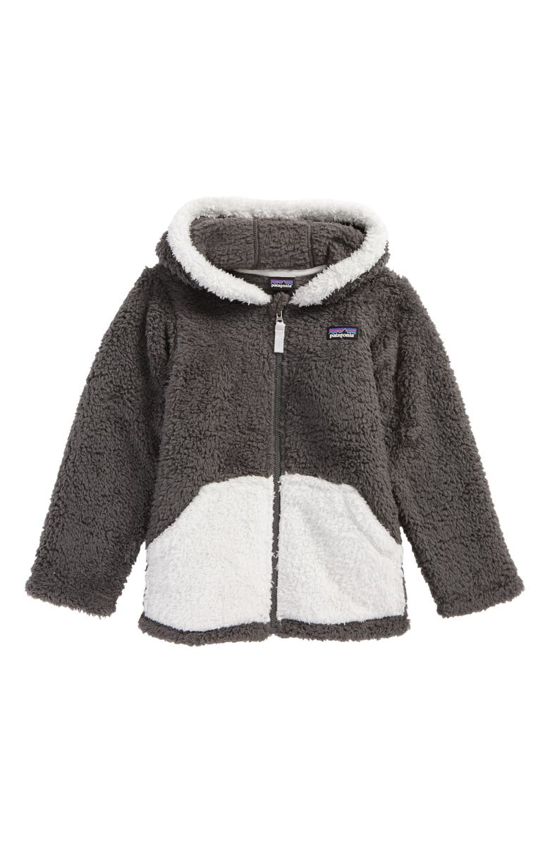 PATAGONIA Furry Friends Zip Hoodie, Main, color, 020