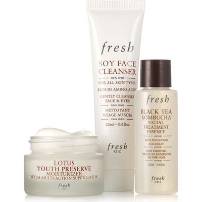 Fresh Skin Care Favorites Travel Size Set
