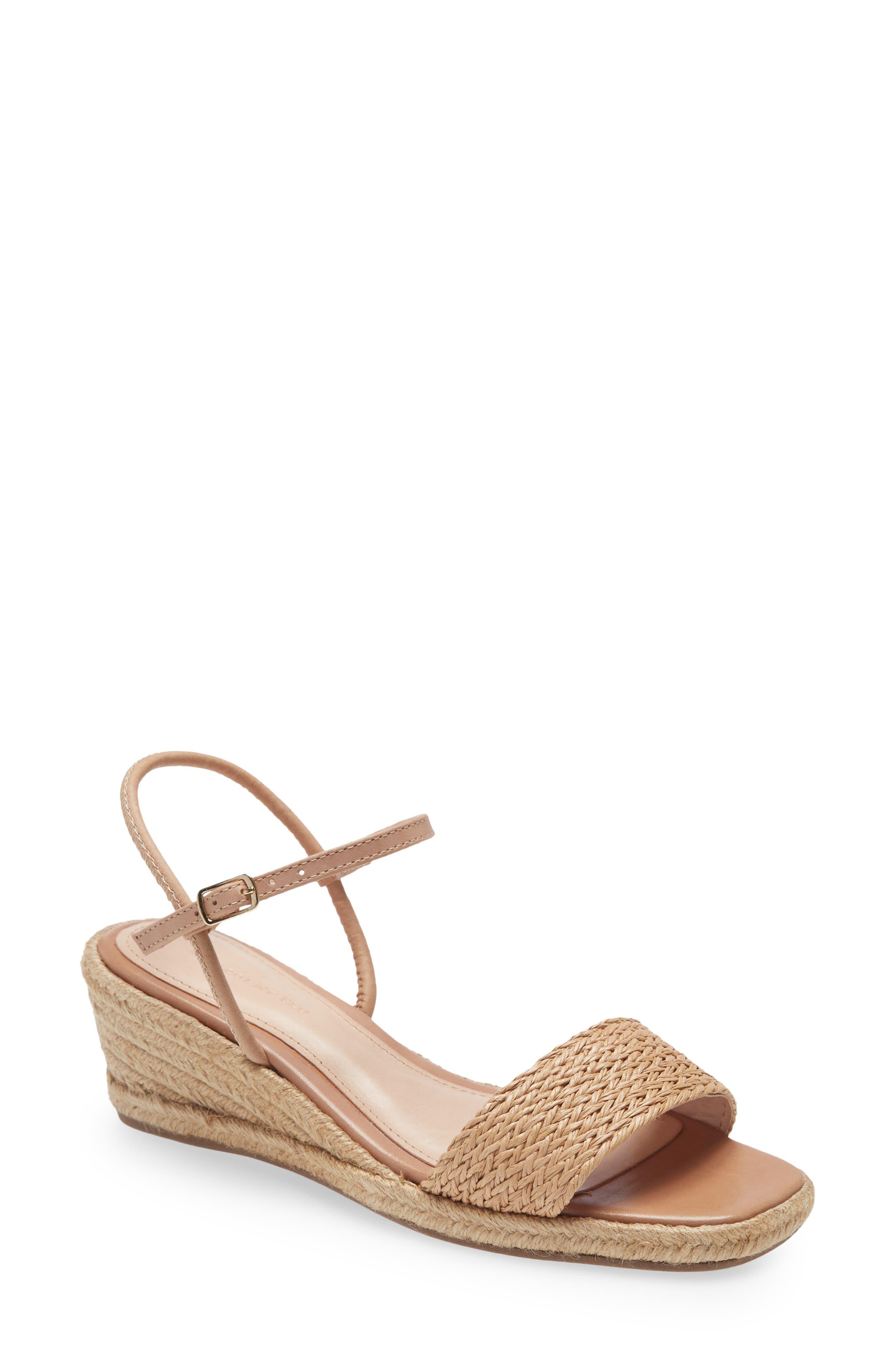 Bryn Espadrille Wedge Sandal