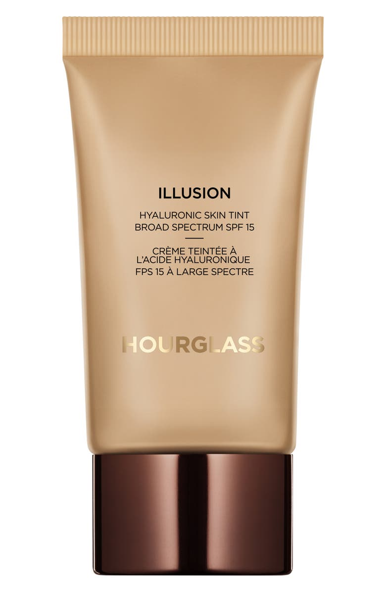 HOURGLASS Illusion<sup>®</sup> Hyaluronic Skin Tint, Main, color, GOLDEN TAN