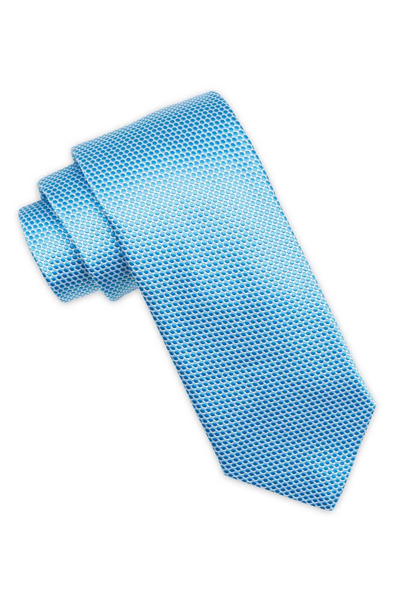 IKE BEHAR Dot Silk Tie, Main, color, 400