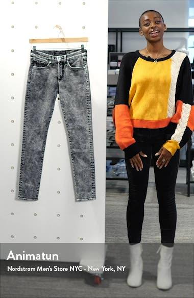 Brooke Acid Wash Ankle Skinny Jeans, sales video thumbnail