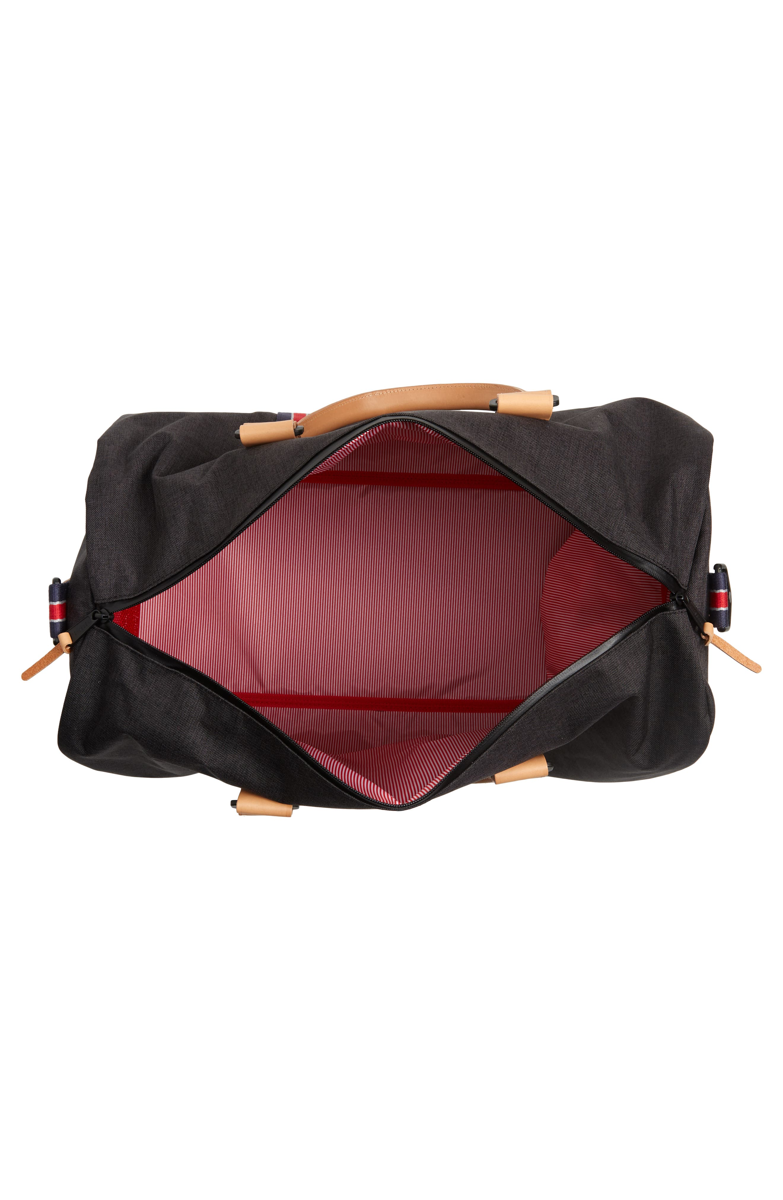 ,                             Novel Duffle Bag,                             Alternate thumbnail 6, color,                             BLACK CAMO OFFSET