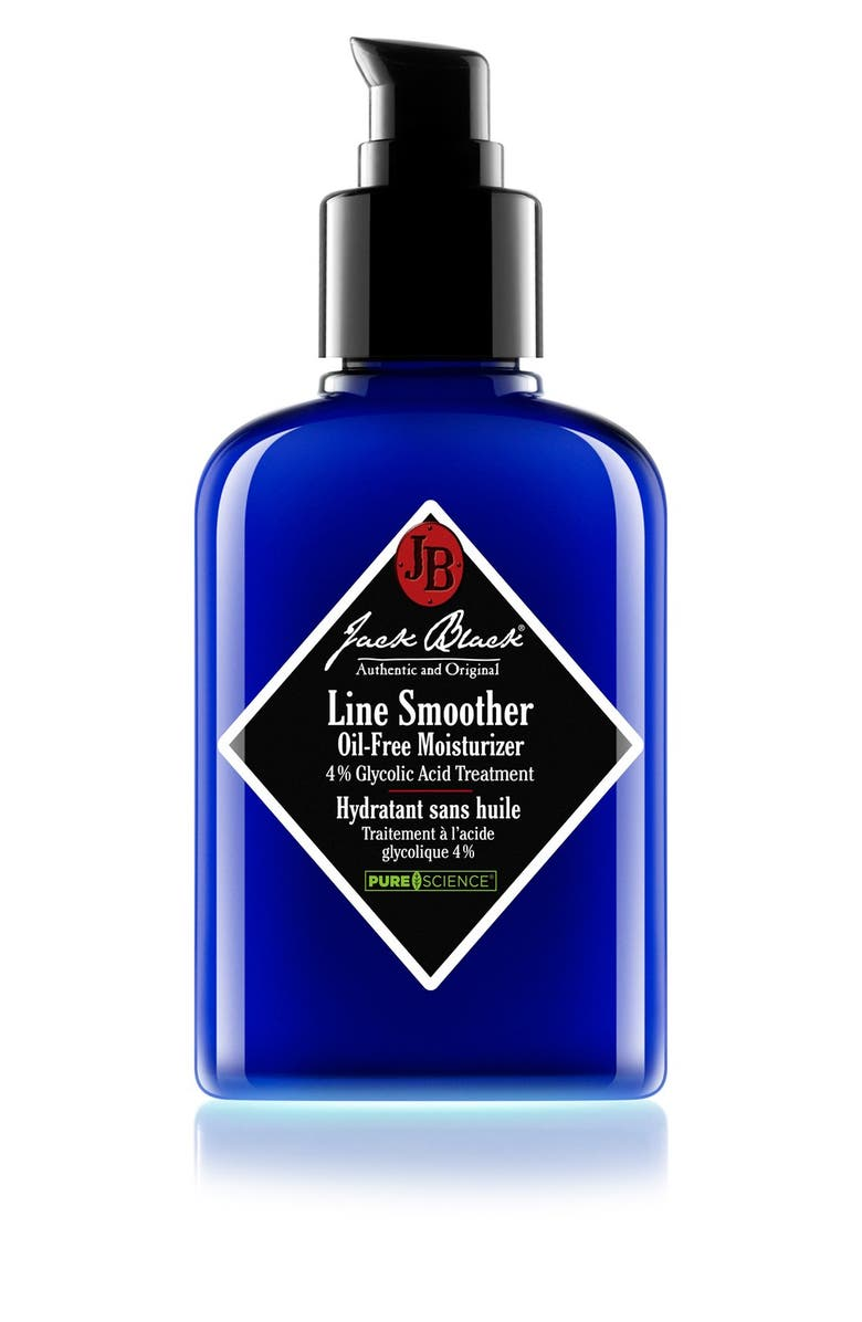 JACK BLACK Line Smoother Face Moisturizer, Main, color, NO COLOR