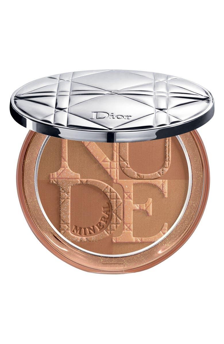DIOR Diorskin Mineral Nude Bronze Powder, Main, color, 006 WARM SUNDOWN