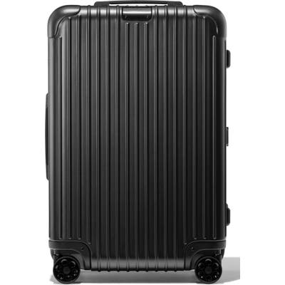 Rimowa Essential Check-In Medium 26-Inch Packing Case - Black