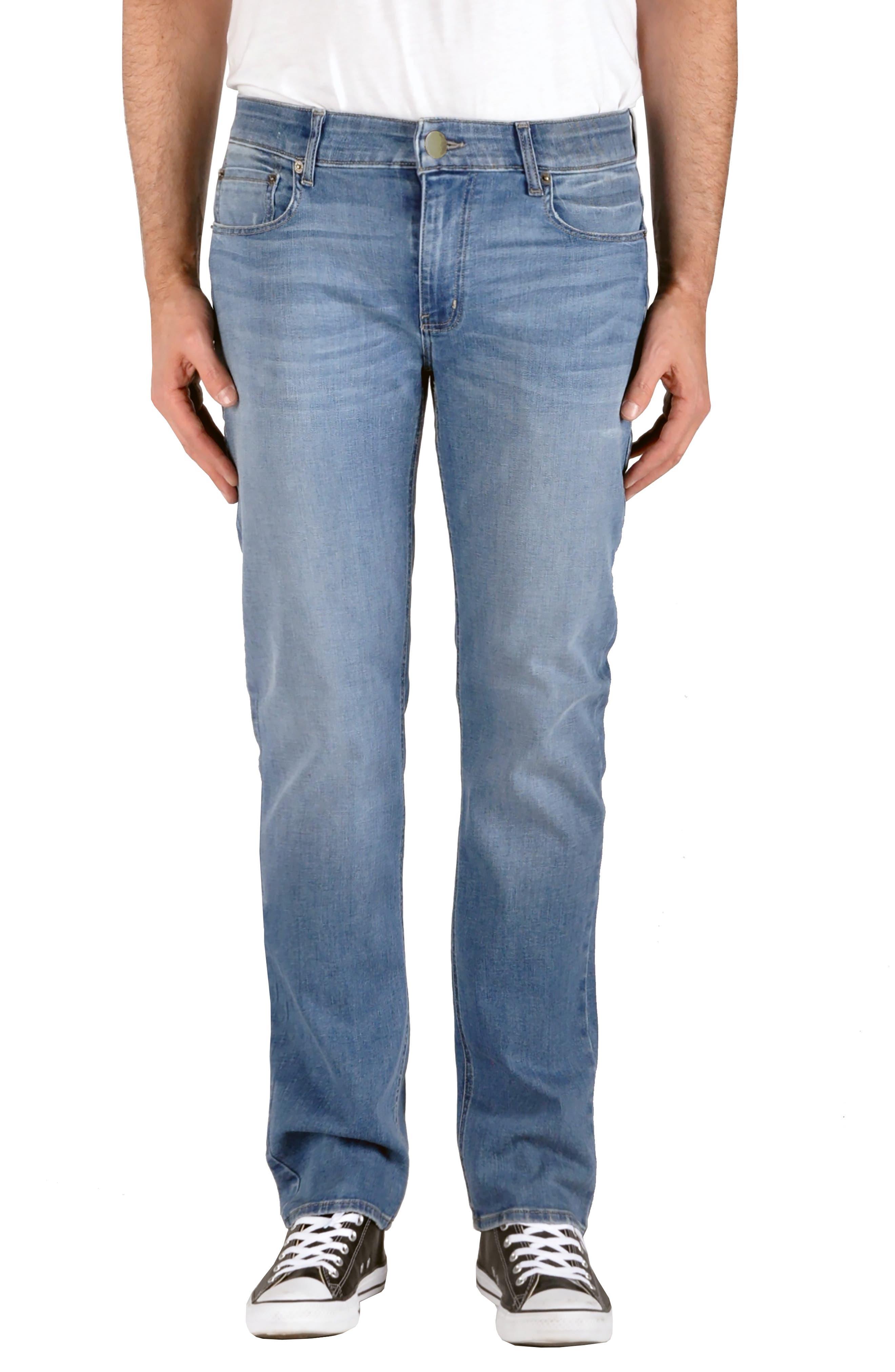 Men's Modern American Ventura Straight Leg Jeans,  31 - Blue