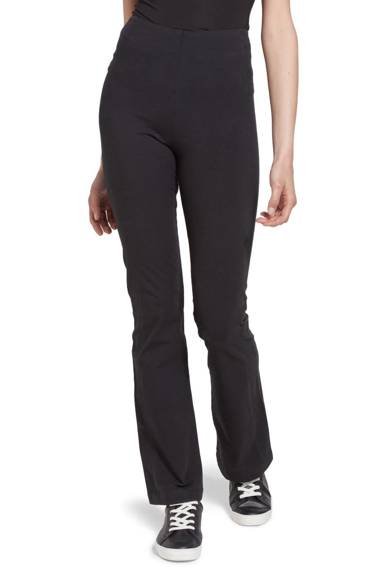 LYSSÉ Lyssè Tara Bootcut Pants, Main, color, BLACK