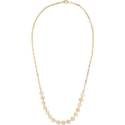 Lana Jewelry Small Flat Nude Necklace