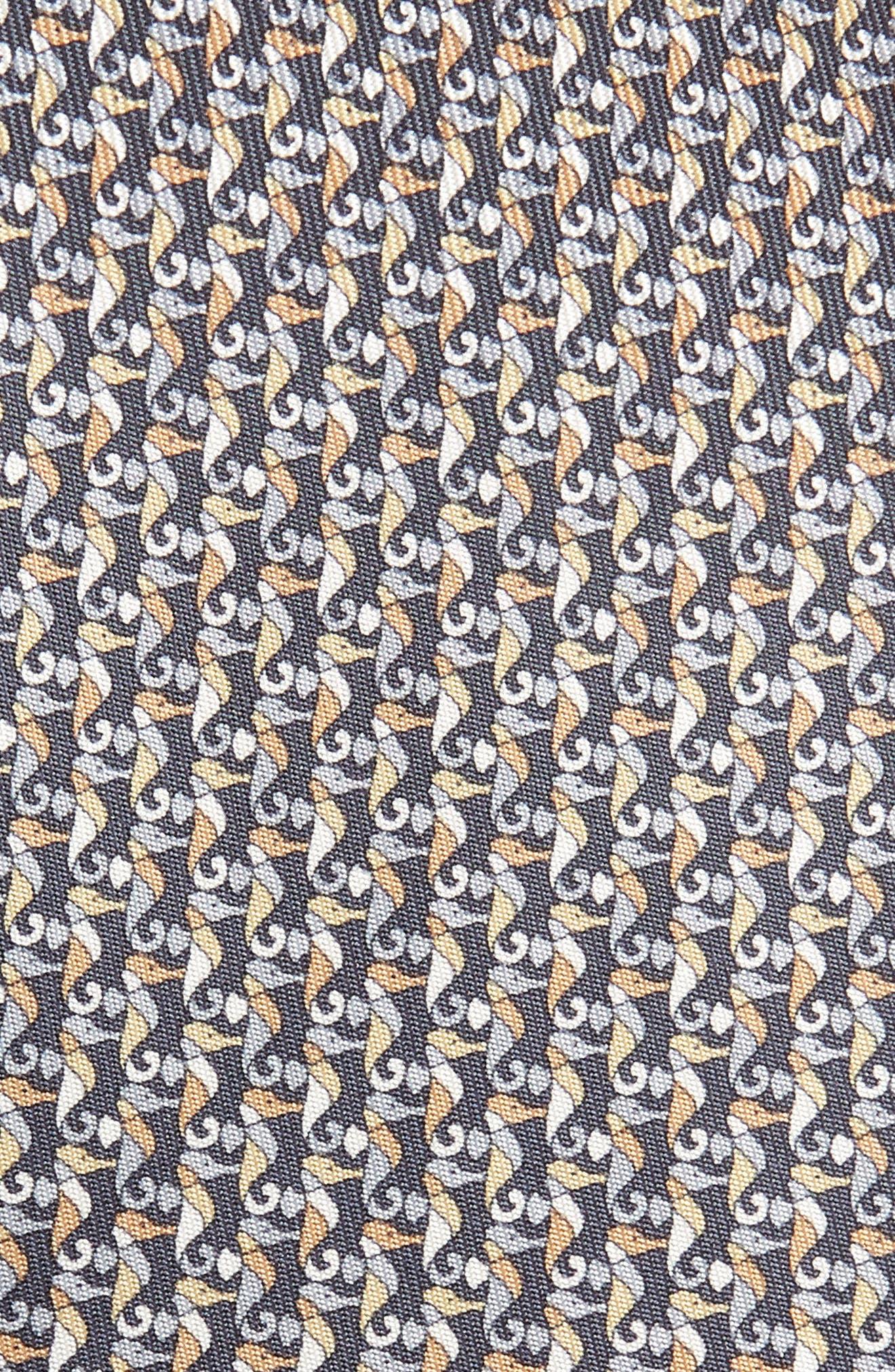 ,                             Seahorse Silk Tie,                             Alternate thumbnail 2, color,                             FUMO