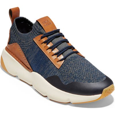 Cole Haan Zerogrand All-Day Trainer Sneaker- Blue