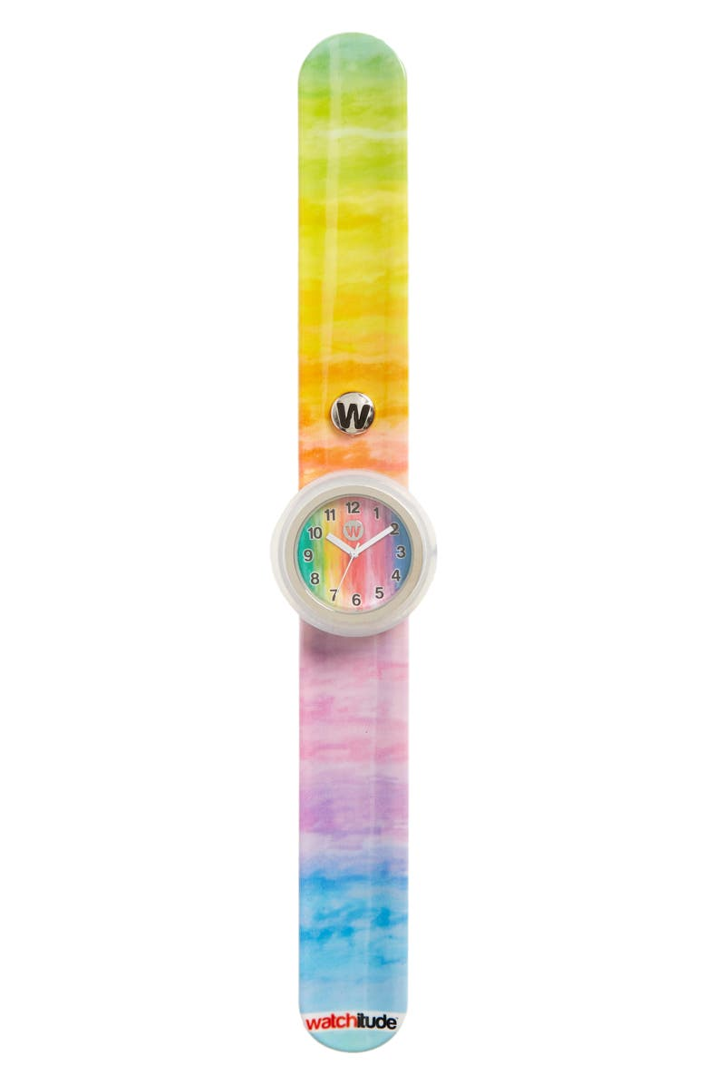 d413f442203 watchitude Watercolors Slap Watch (Kids) (Limited Edition) | Nordstrom