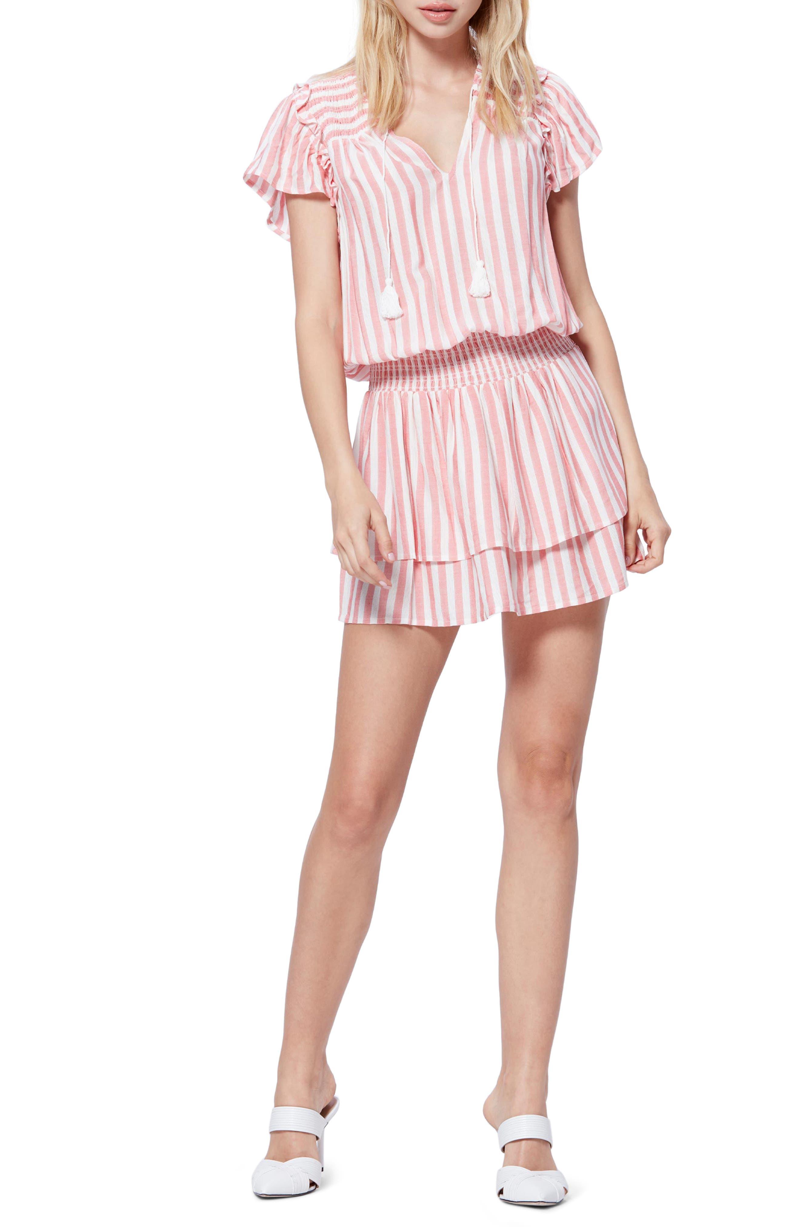 Paige Cristina Dress, Pink