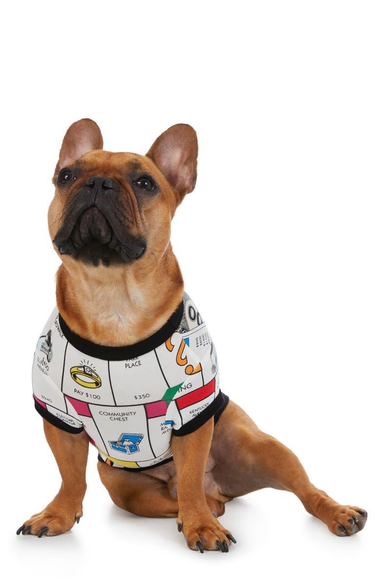 BEDHEAD PAJAMAS Monopoly Dog Nightshirt, Main, color, 100