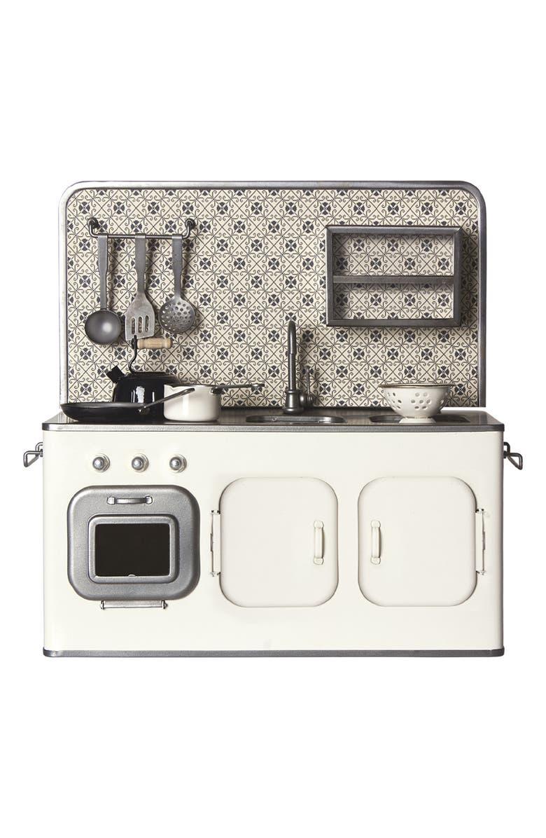 MAILEG Mini Kitchen Toy Set, Main, color, 100