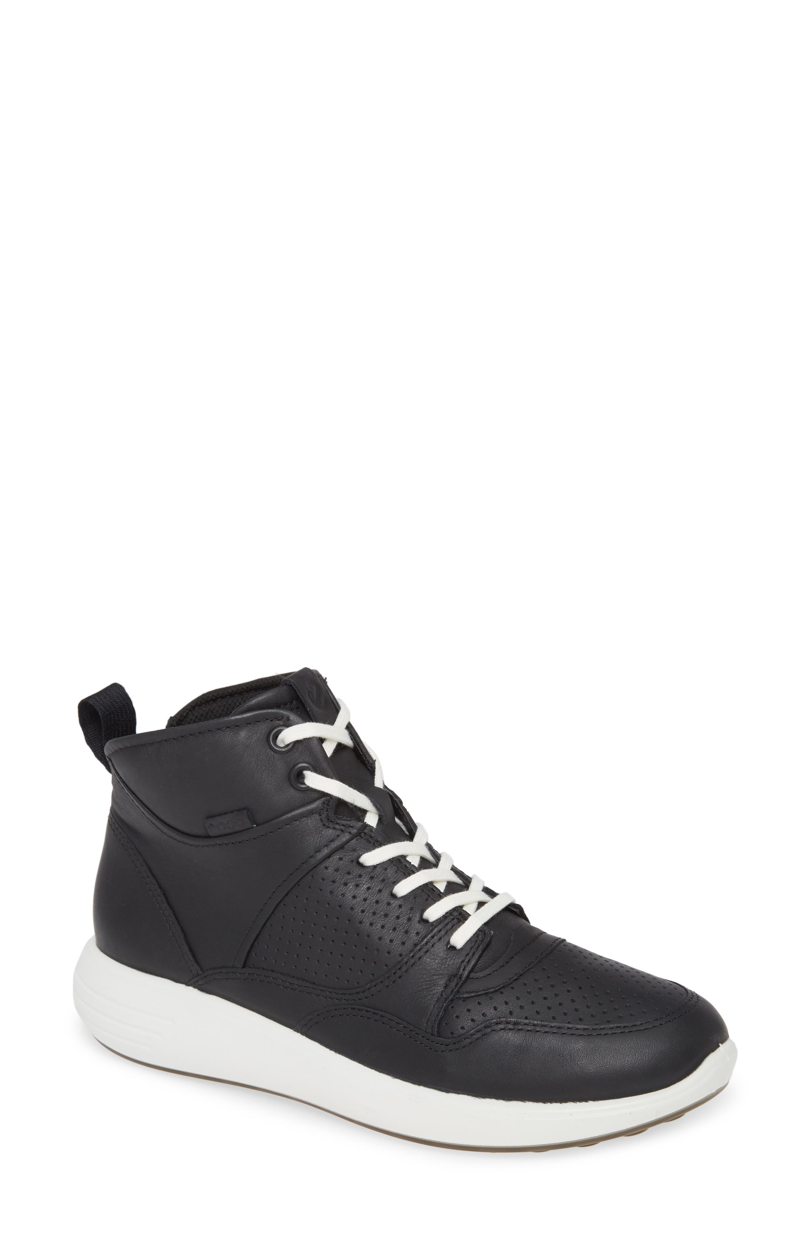 ECCO Soft 7 Runner Sneaker Boot (Women