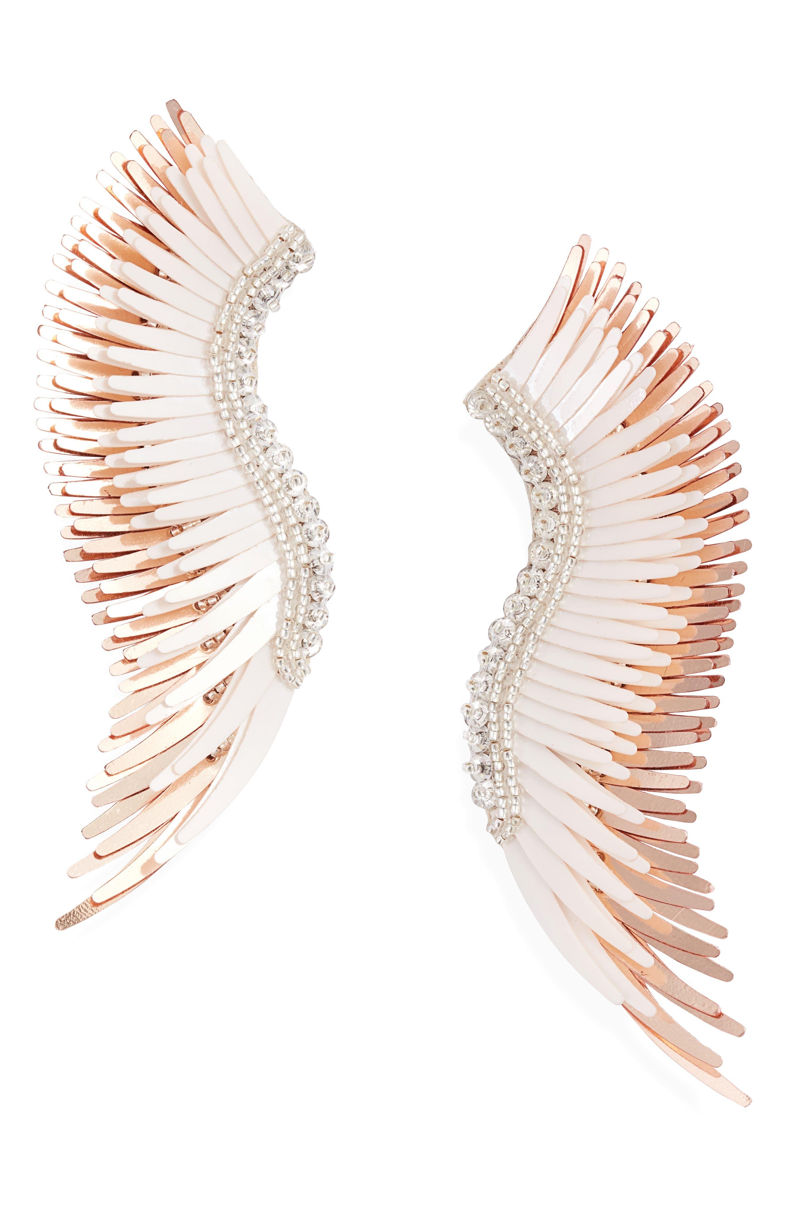 Madeline Fringe Earrings