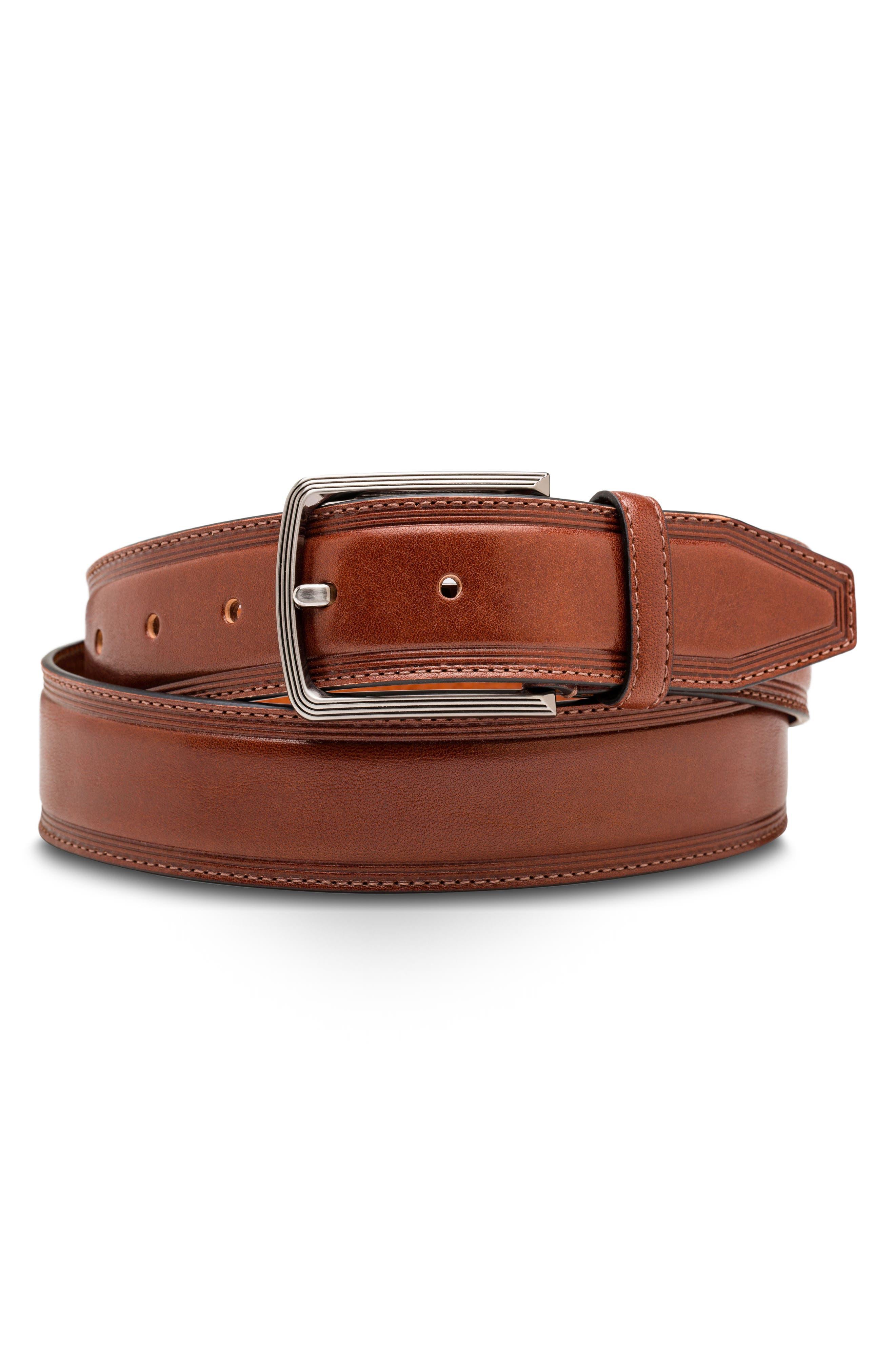 Sorento Leather Belt
