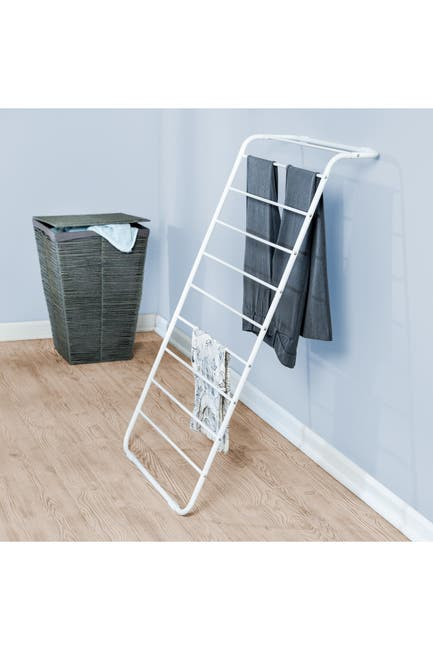 Image of Honey-Can-Do White Leaning Drying Rack