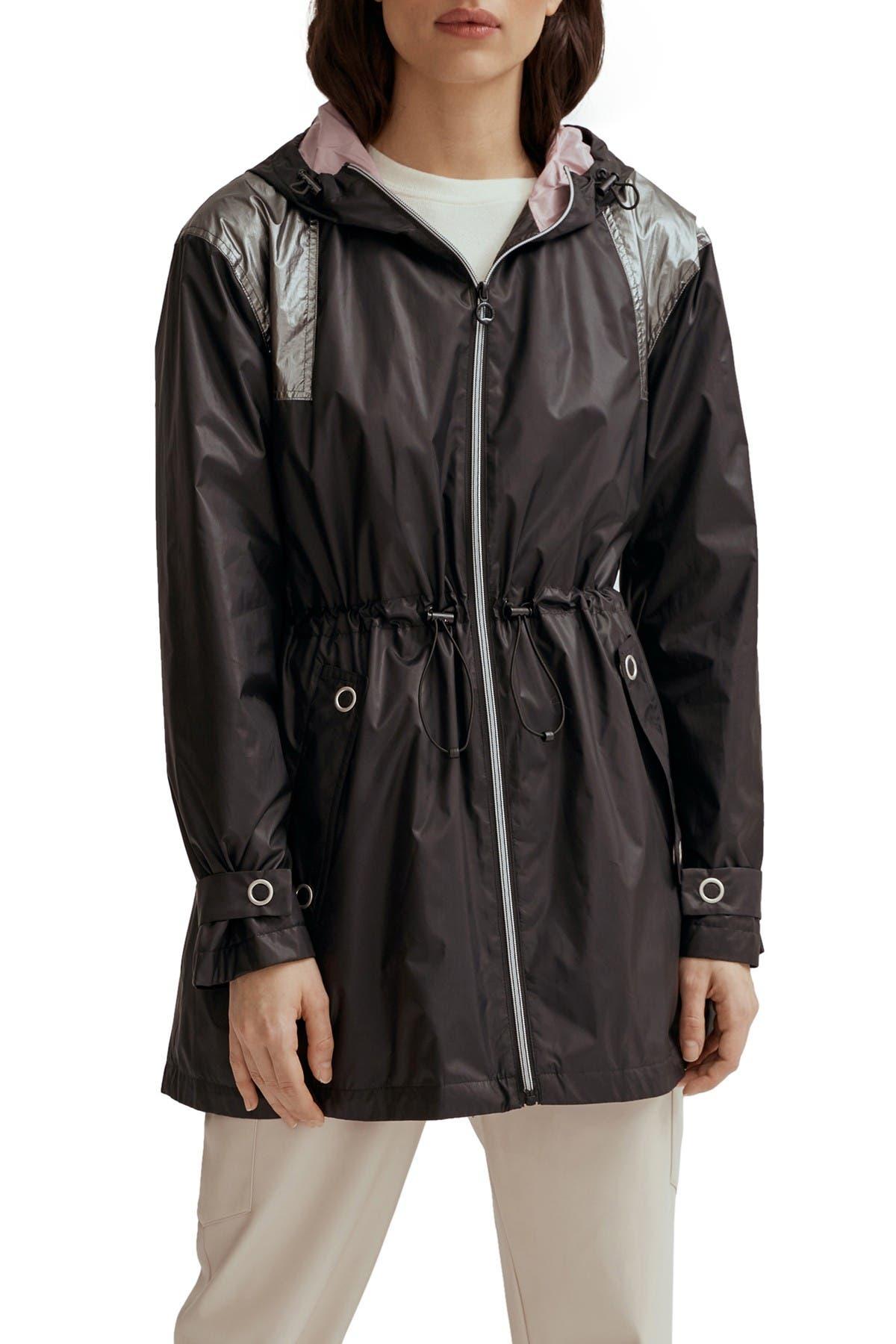 Image of NOIZE Everly Windbreaker jacket