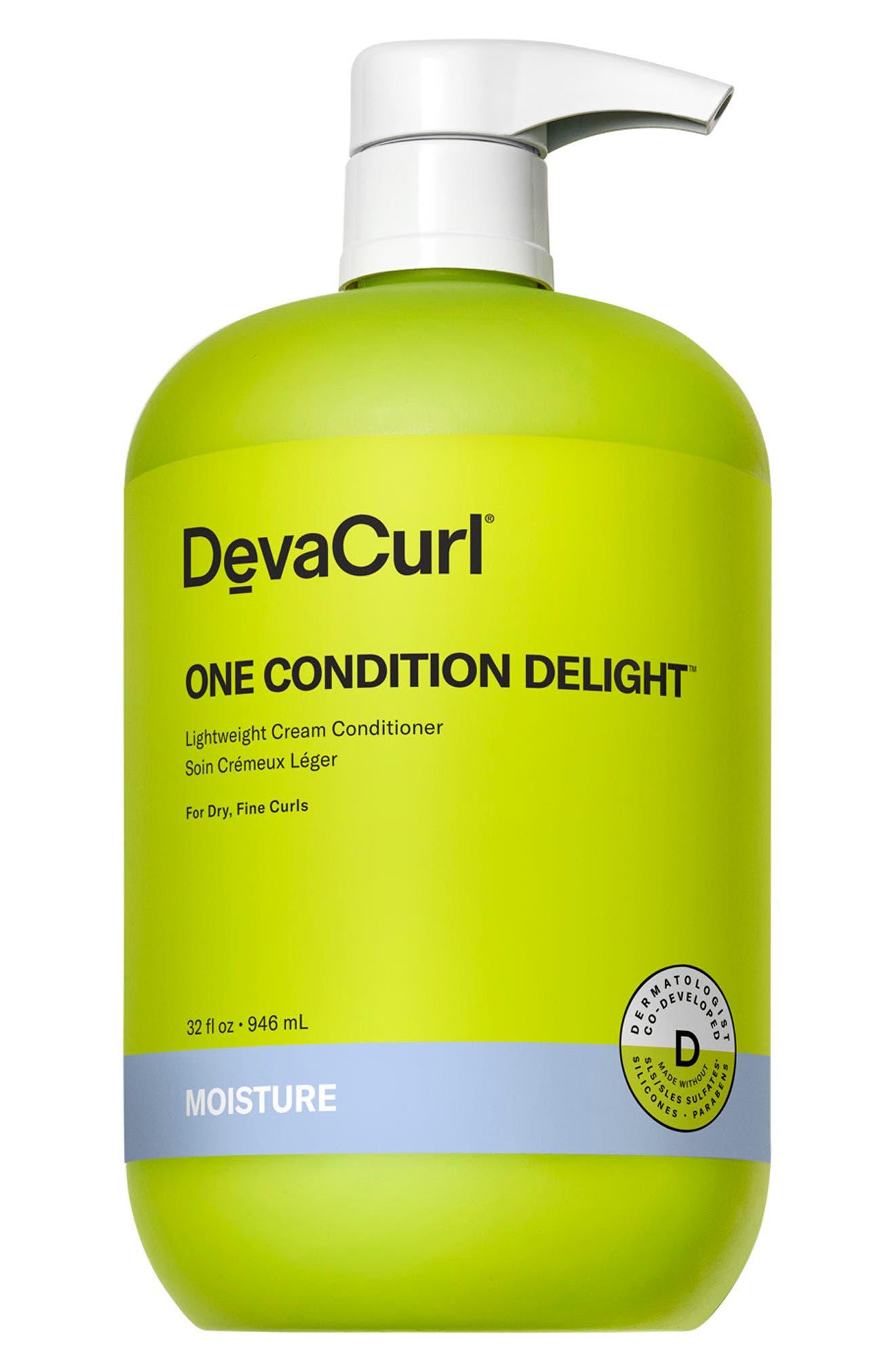 DevaCurl Jumbo One Condition Delight(R) Lightweight Cream Conditioner