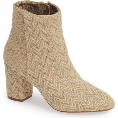 Band Of Gypsies Andrea Bootie, Beige