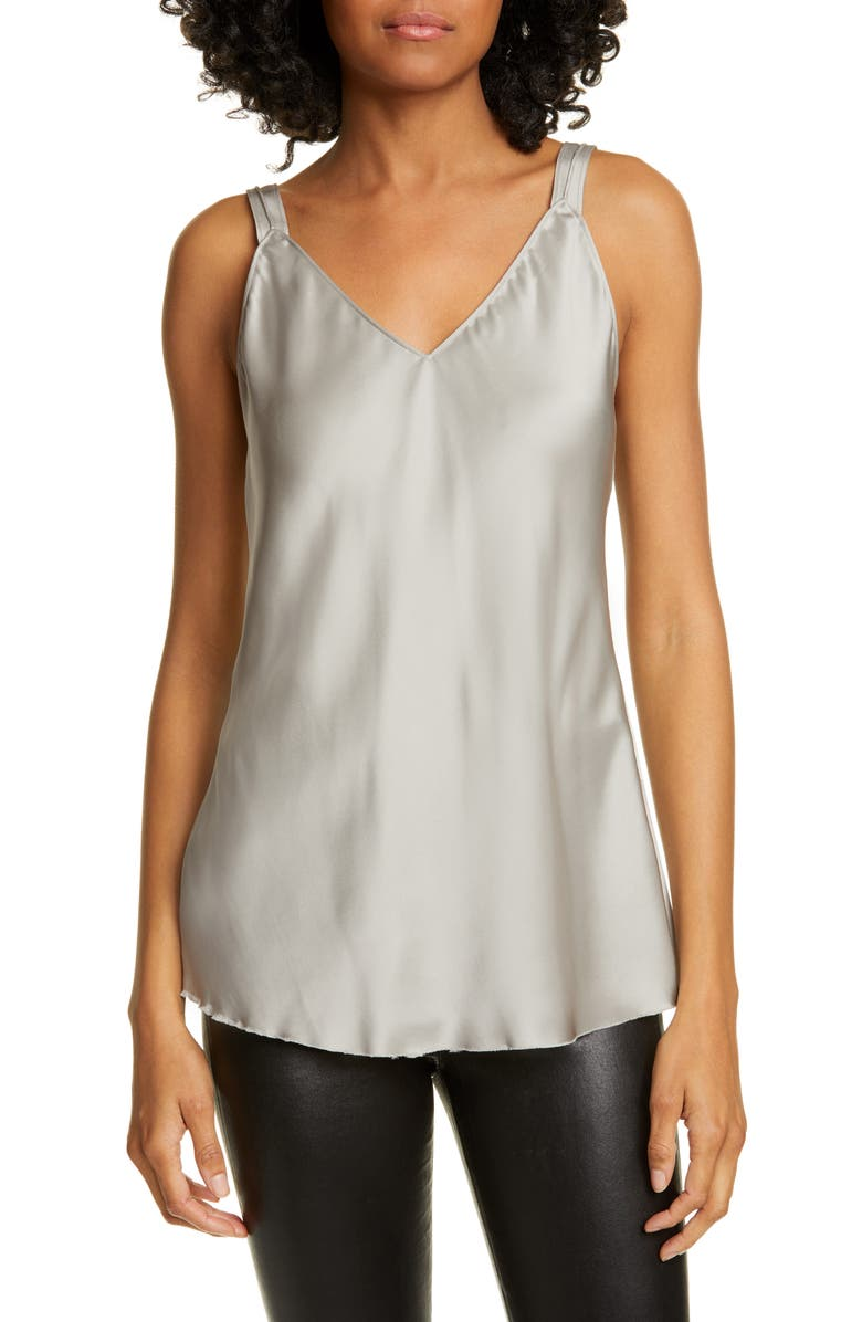 HELMUT LANG Double Strap Top, Main, color, 083