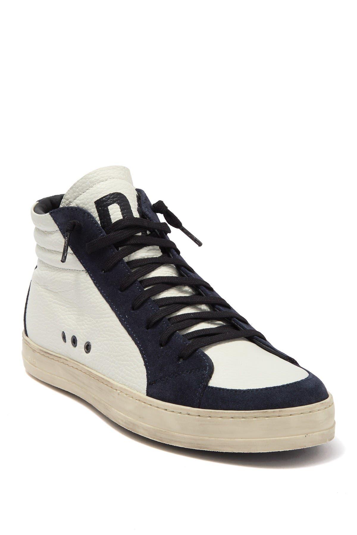P448   S20 Skate Hi Top Sneaker